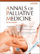 Annals of Palliative Medicine