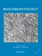 Biogerontology