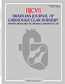 Brazilian journal of cardiovascular surgery