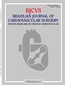 Brazilian Journal of Cardiovascular Surgery