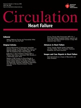 Circulation: Heart Failure