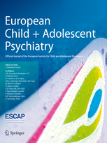European Child and Adolescent Psychiatry