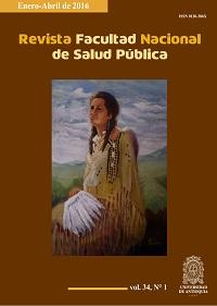 Revista Facultad Nacional de Salud Pública