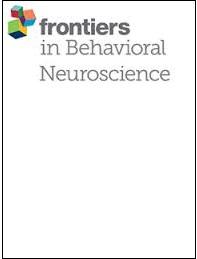 Frontiers in behavioral neuroscience