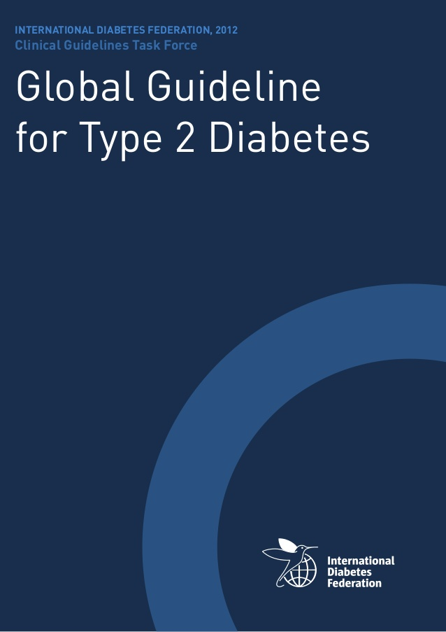 Global Guideline for Type 2 Diabetes