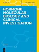 Hormone Molecular Biology and Clinical Investigation