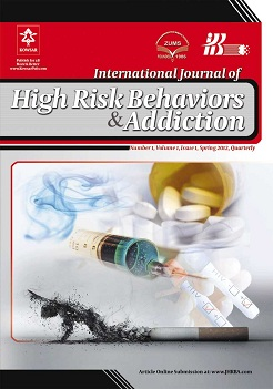 International Journal of High Risk Behaviors & Addiction