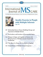 International Journal of MS Care