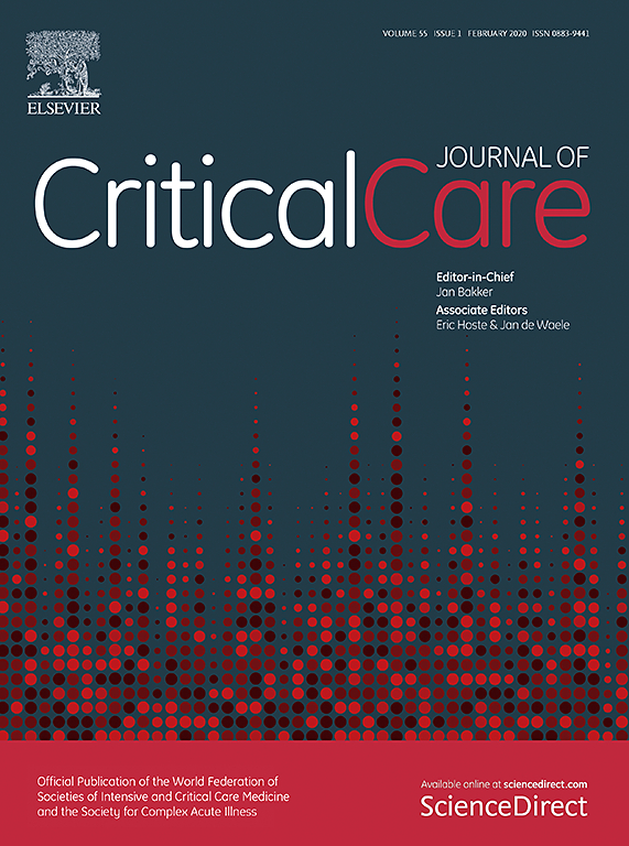Journal of Critical Care