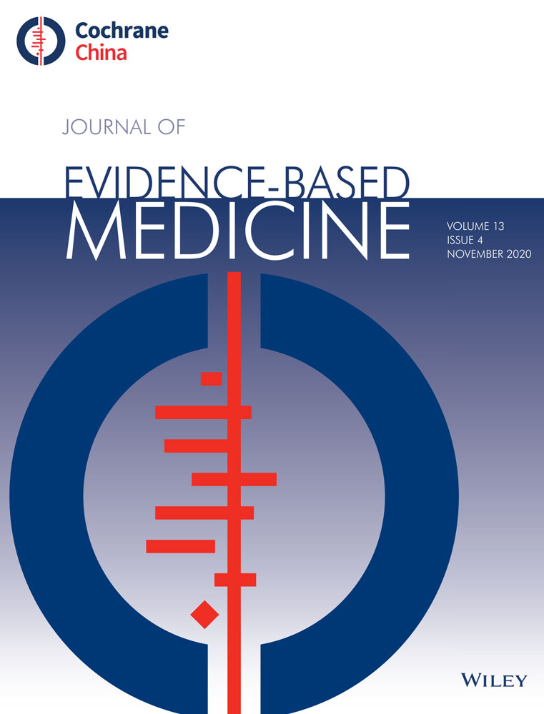 Journal of Evidence-Based Medicine