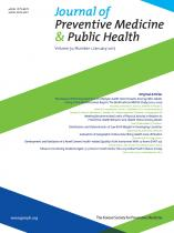 Journal of Preventive Medicine and Public Health