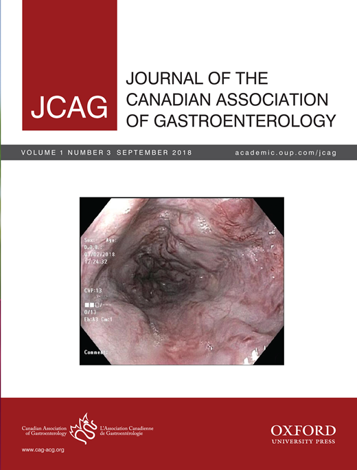 Journal of the Canadian Association of Gastroenterology