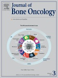 Journal of Bone Oncology