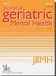 Journal of Geriatric Mental Health