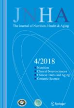 Journal of Nutrition, Health and Aging