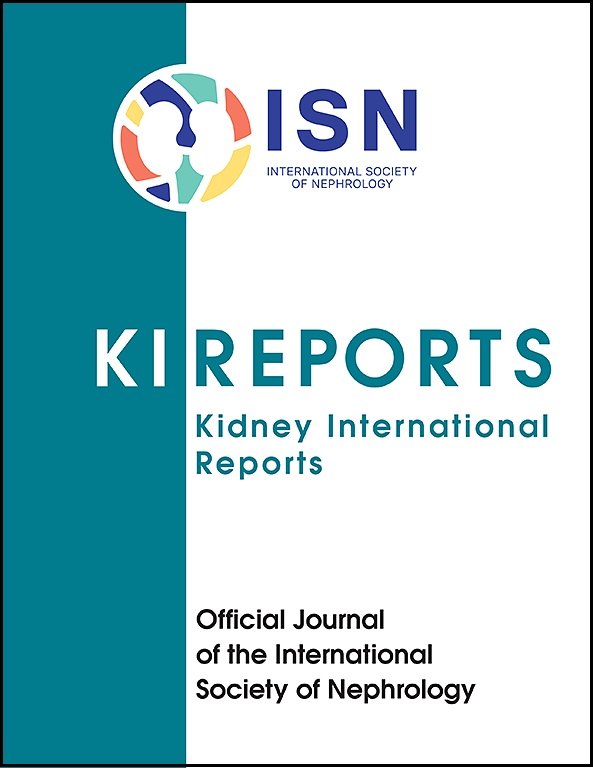 Kidney International Reports