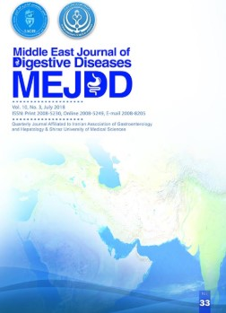 Middle East Journal of Digestive Diseases