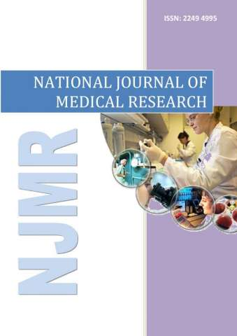 National Journal of Medical Research