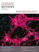 Nature Reviews Rheumatology