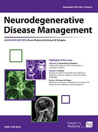 Neurodegenerative Disease Management