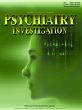 Psychiatry Investigation