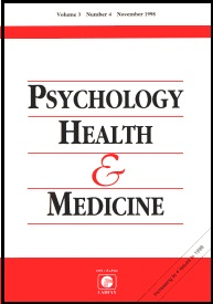 Psychology, Health, and Medicine