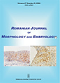 Romanian journal of morphology and embryology