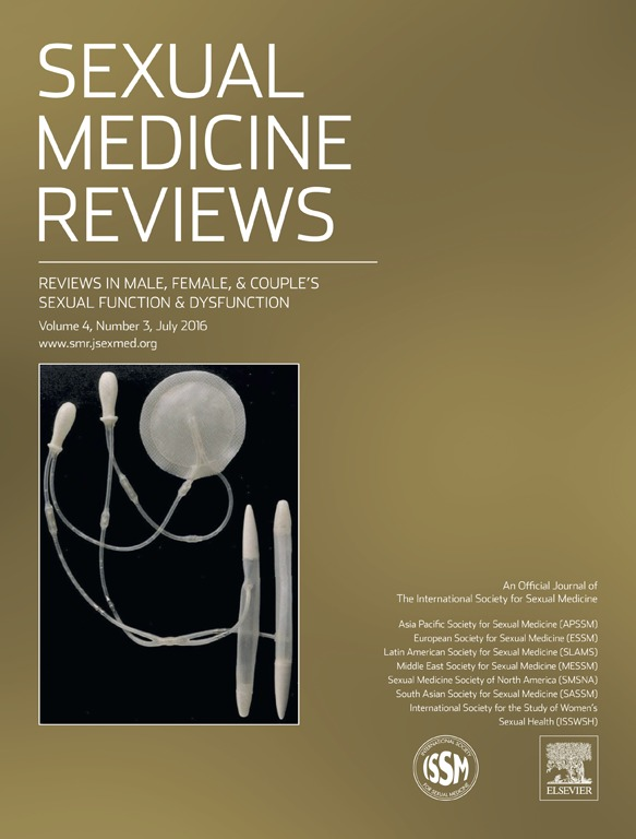 Sexual Medicine Reviews