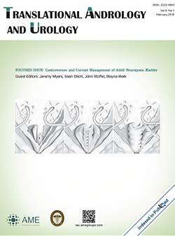 Translational andrology and urology