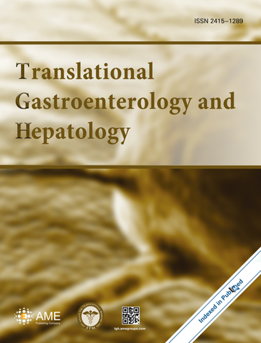 Translational Gastroenterology and Hepatology